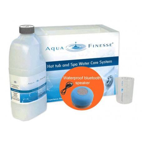 AQUAFINESSE BOX + Waterproof bluetooth speaker