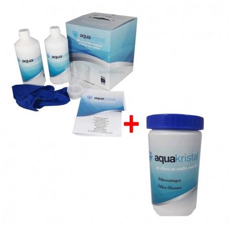 Aqua Kristal  Waterbehandeling Set