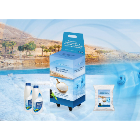 AquaFinesse The Dead Sea Experience