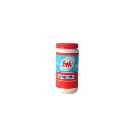 HTH 1 kg 7 grams briquetten 65%