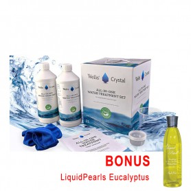 Wellis Crystal Watertreatment Set +Bonus