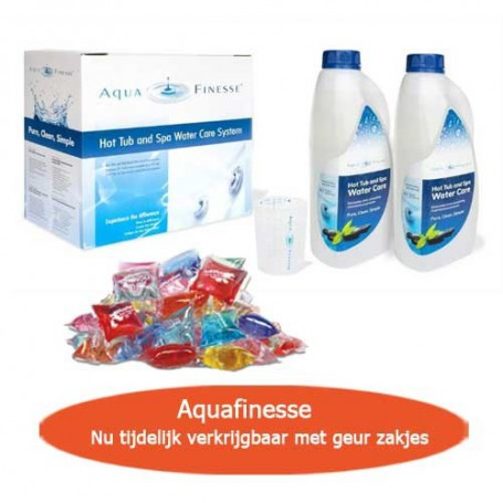 AquaFinesse Hot Tub box met bonus