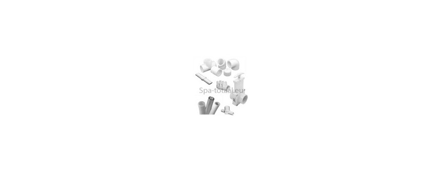 PVC onderdelen Spa / Jacuzzi