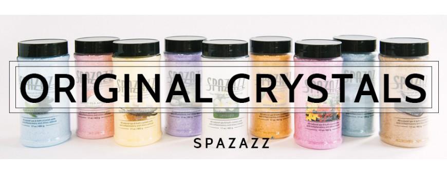 Spazazz Crystas Badzout - Spa-Totaal.eu