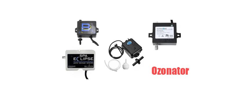 Ozonator Kopen? Ozon generator voor jacuzzi, hot tub, whirlpool &  bubbelbad...