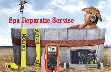 Spa Reparatie Service Roke