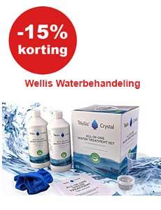 Waterbehandeling voor spa